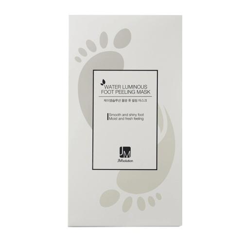 WATER LUMINOUS FOOT PEELING MASK