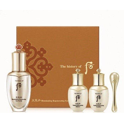 Whoo Cheongidan Illuminating Regenerating Eye Serum Special Set
