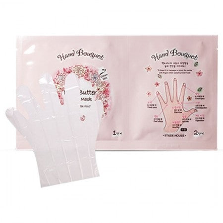 Hand Bouquet Rich Butter Hand Mask-Kpop Beauty