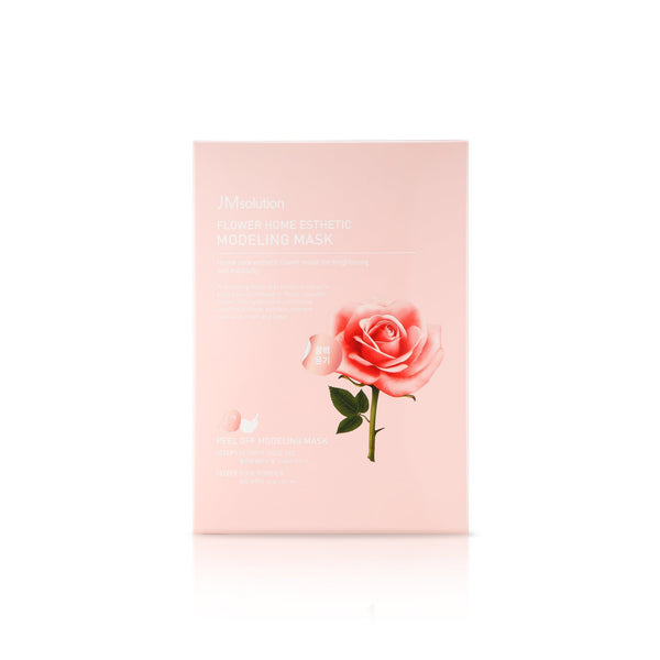 GLOW LUMINOUS FLOWER FIRMING MODELING MASK