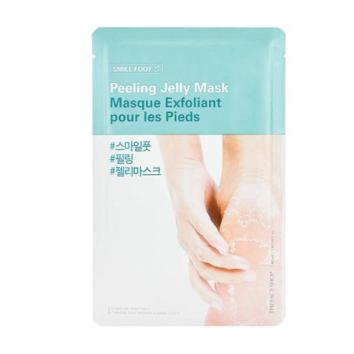 SMILE FOOT PEELING JELLY MASK
