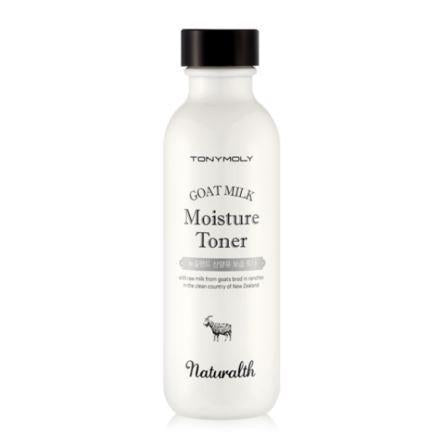 Naturalth Goat Milk Moisture Toner-Kpop Beauty