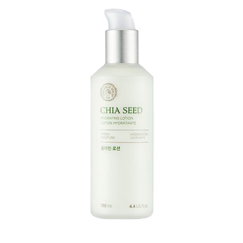 CHIA SEED HYDRATING FACIAL LOTION