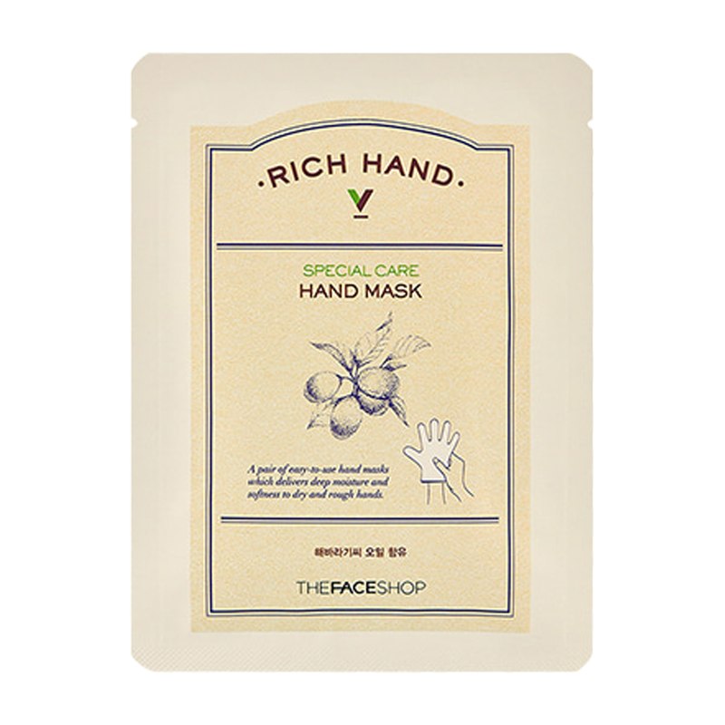 RICH HAND V SPECIAL CARE HAND MASK