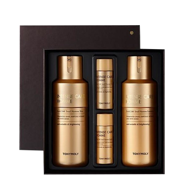 Gold 24K Sanil Anti-Aging Homme Skin Care Set