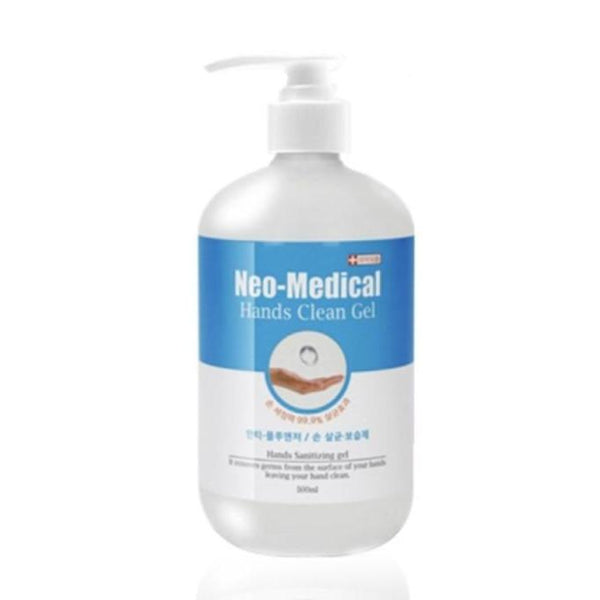 Neo-Medical Moisturizing Sanitizer / Now Available!