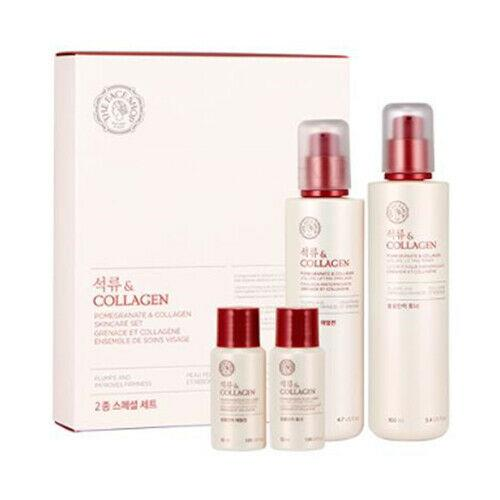 POMEGRANATE & COLLAGEN SKINCARE 2PC