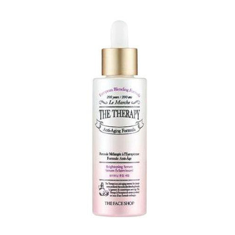 THE THERAPY BRIGHTENING SERUM