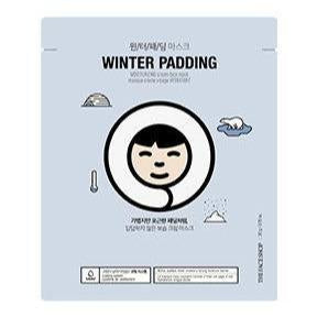 WINTER PADDING MOISTURIZING CREAM FACE MASK-Kpop Beauty