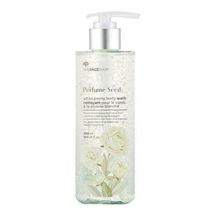 PERFUME SEED WHITE PEONY BODY WASH-Kpop Beauty