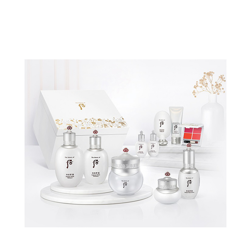 Gongjinhyang: Seol Radiant White Special Set (Value $620)