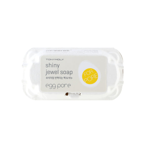 Egg Pore Shiny Jewel Soap