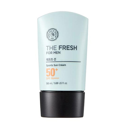 THE FRESH FOR MEN REPORTS SUN
