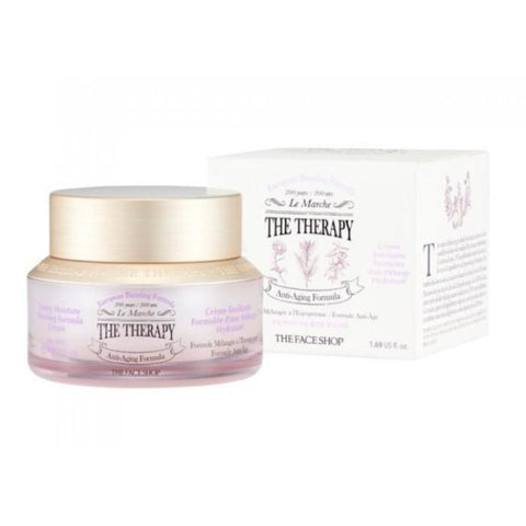 THE THERAPY TONING MOISTURE BLENDING FORMULA CREAM