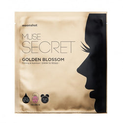 Muse Secret Golden Blossom Mask