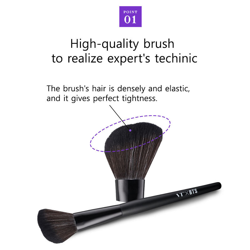 VT X BTS Get Ready Brush Kit