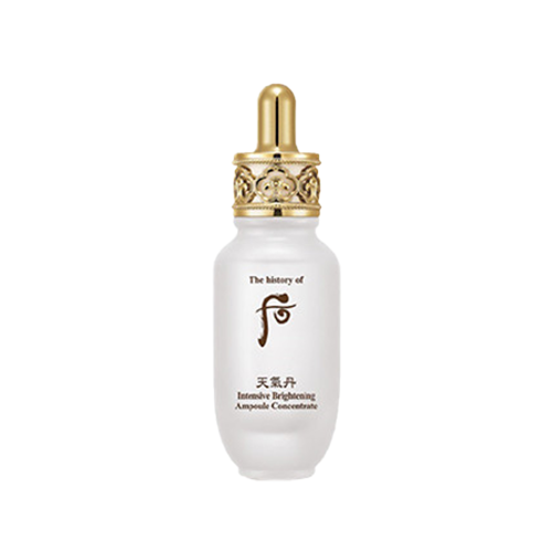 The Whoo Intensive Ampoule Concentrate