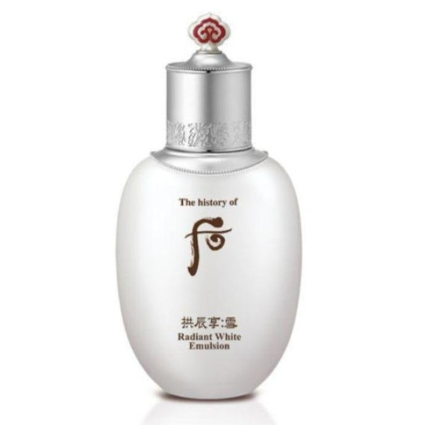 Whoo Gongjinhyang:Seol Radiant White Emulsion-Kpop Beauty