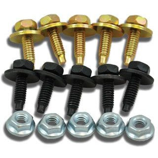 Gold Body Bolt Kit