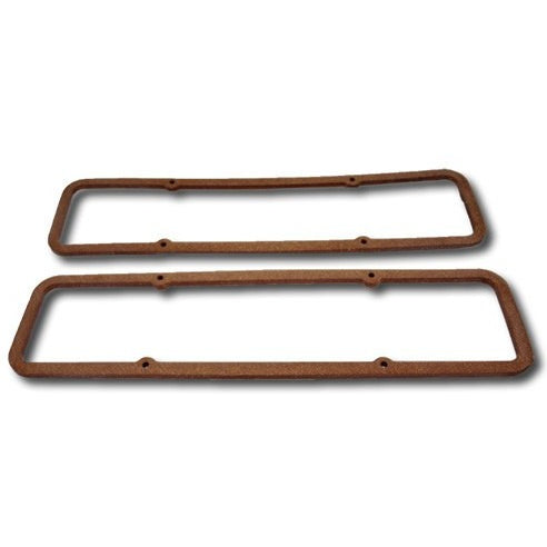 SBC Cork Composition Valve Cover Gasket (Pair)