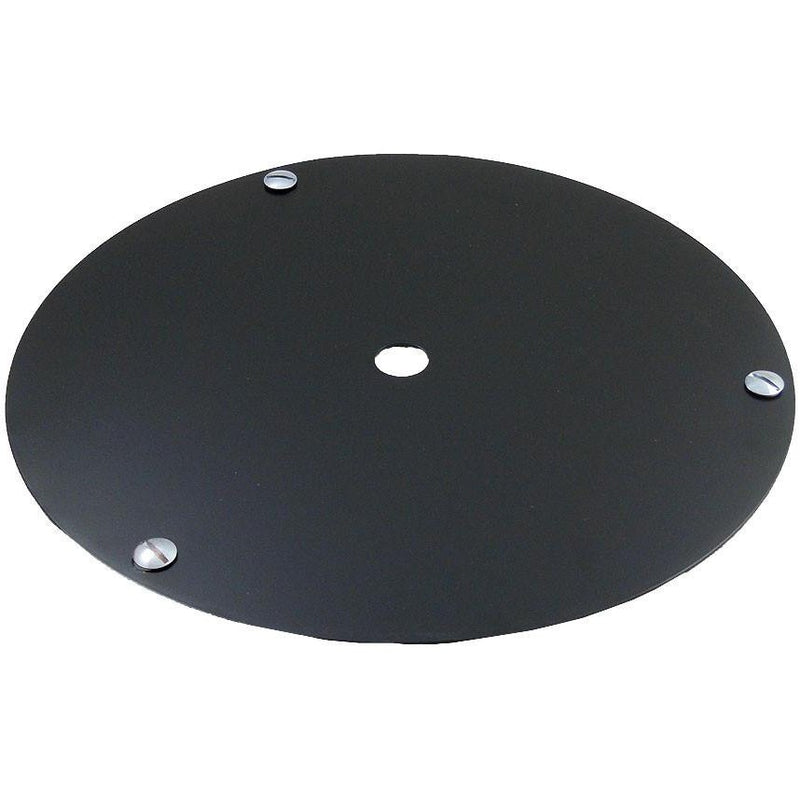 Weld or Aero Aluminum Mud Cover Old Style Flat Black