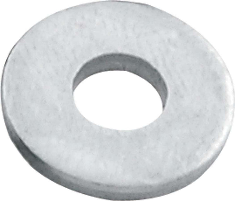 1/8in Back Up Washers 500Pk Aluminum