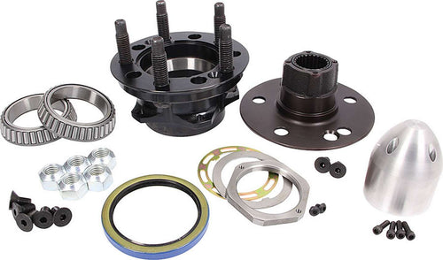 5x5 Hub Kit 2.5in Steel Rear