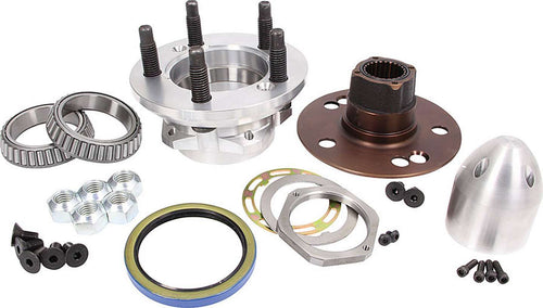 5x5 Hub Kit 2.5in Aluminum Rear