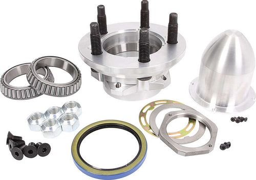 5x5 Hub Kit 2.5in Aluminum Front
