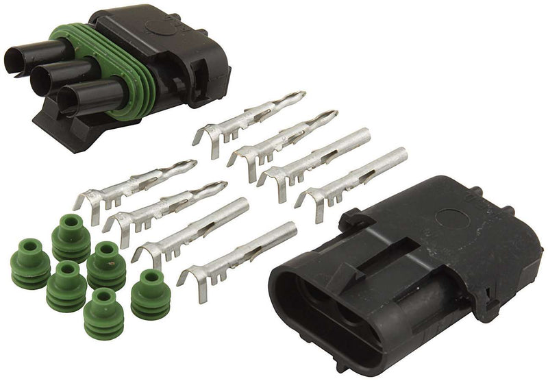 3-Wire Weather Pack Connector Kit