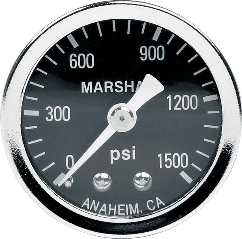 1.5in Gauge 0-1500PSI Dry Type