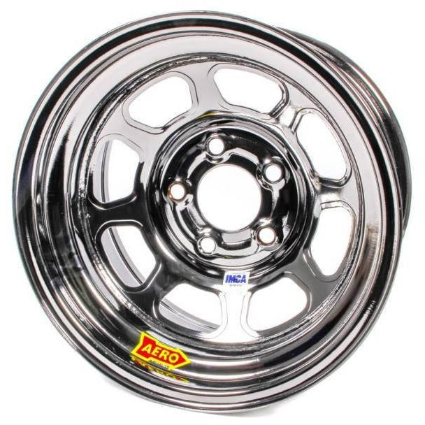 "15x8"" 5 x 4.75 Wheel Chrome"