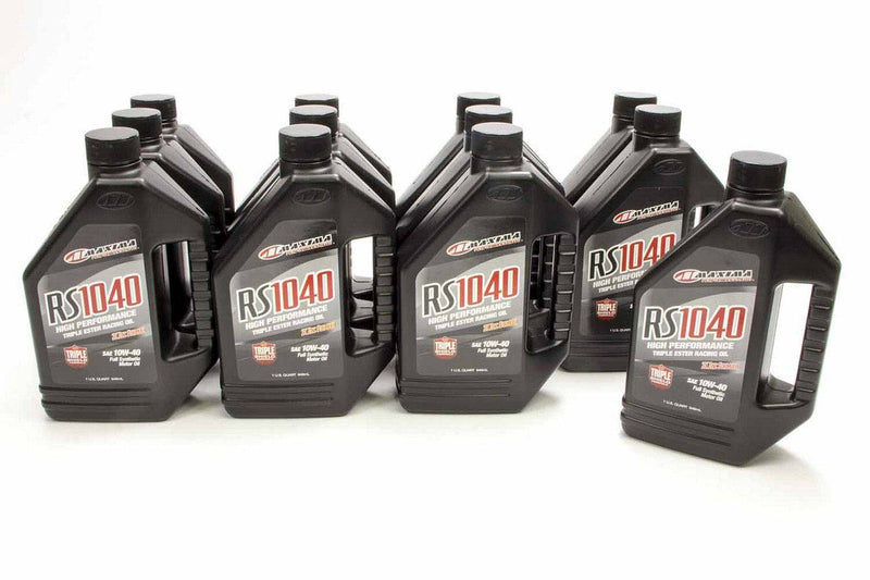 10w40 Synthetic Oil Case 12x1 Quart RS1040