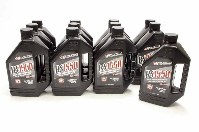 15w50 Synthetic Oil Case 12x1 Quart RS1550