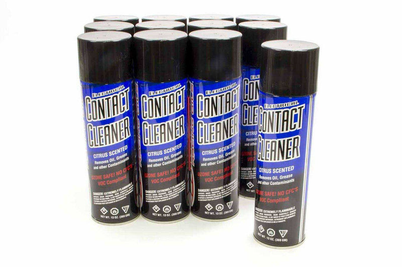 Contact Cleaner Case 12x13oz