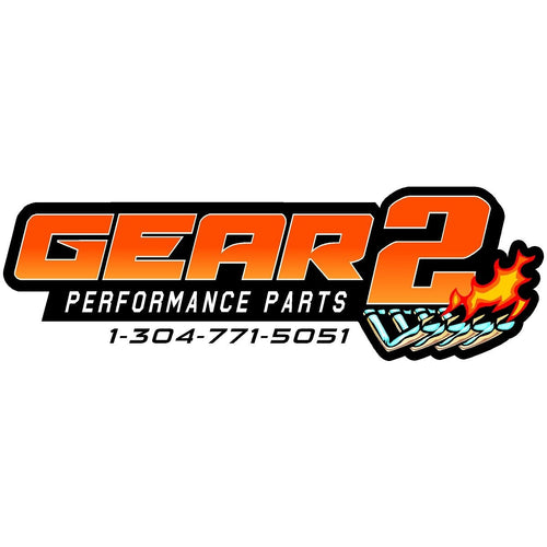 Gear 2 Performance Decal