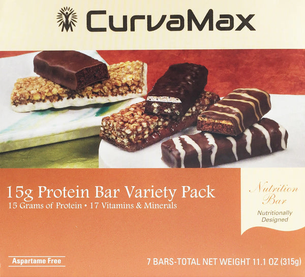 NUTRITION PROTEIN BAR VARIETY PACK