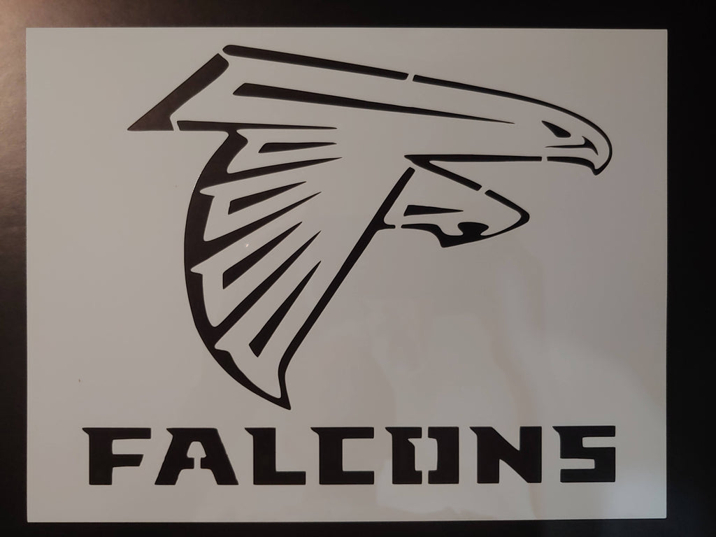 Atlanta Falcons - Stencil