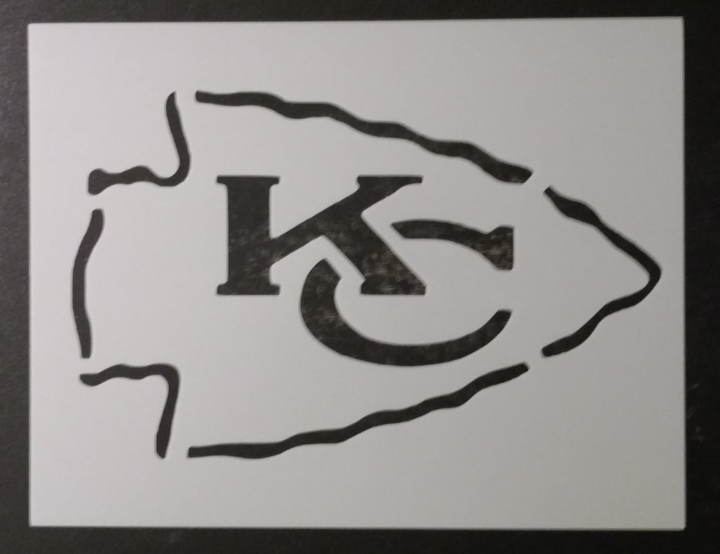 Kansas City Chiefs - Stencil