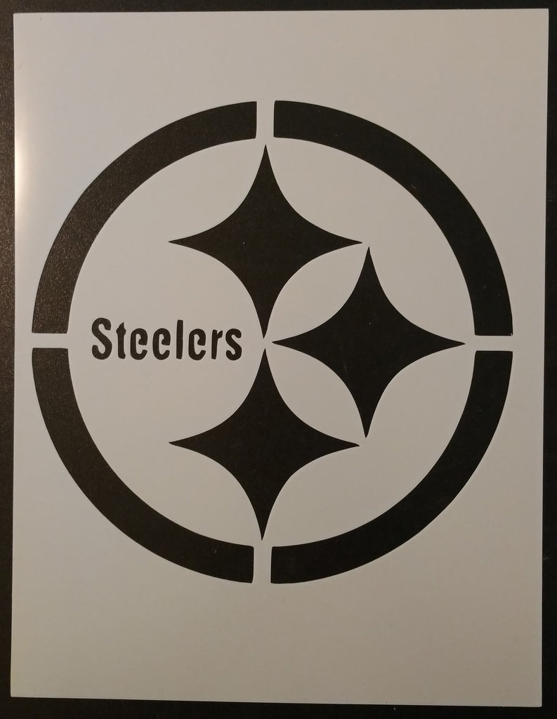 Pittsburgh Steelers Stencil