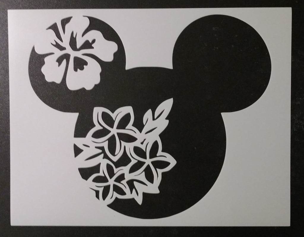 Spring Flower Mickey Mouse