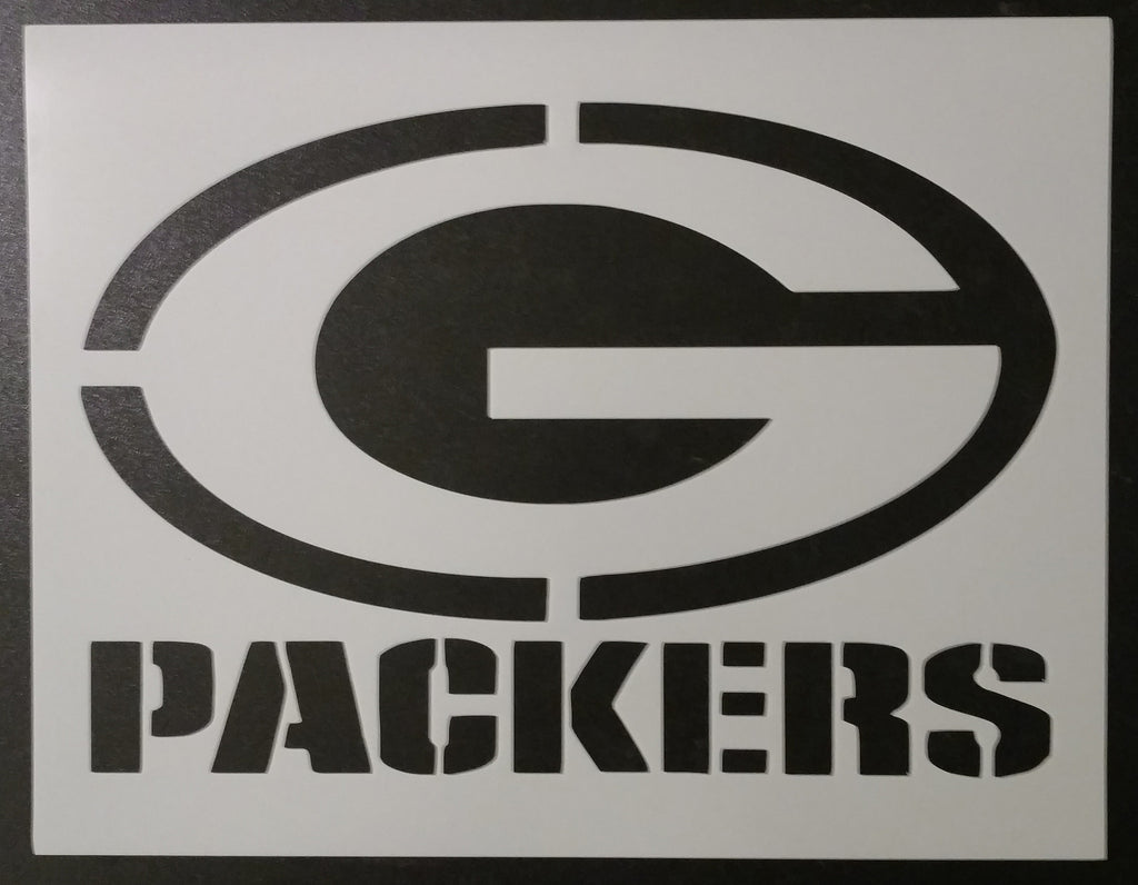 Green Bay Packers - Stencil