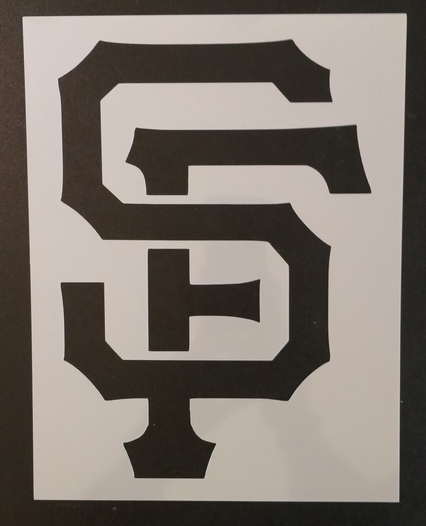 San Francisco Giants - Stencil