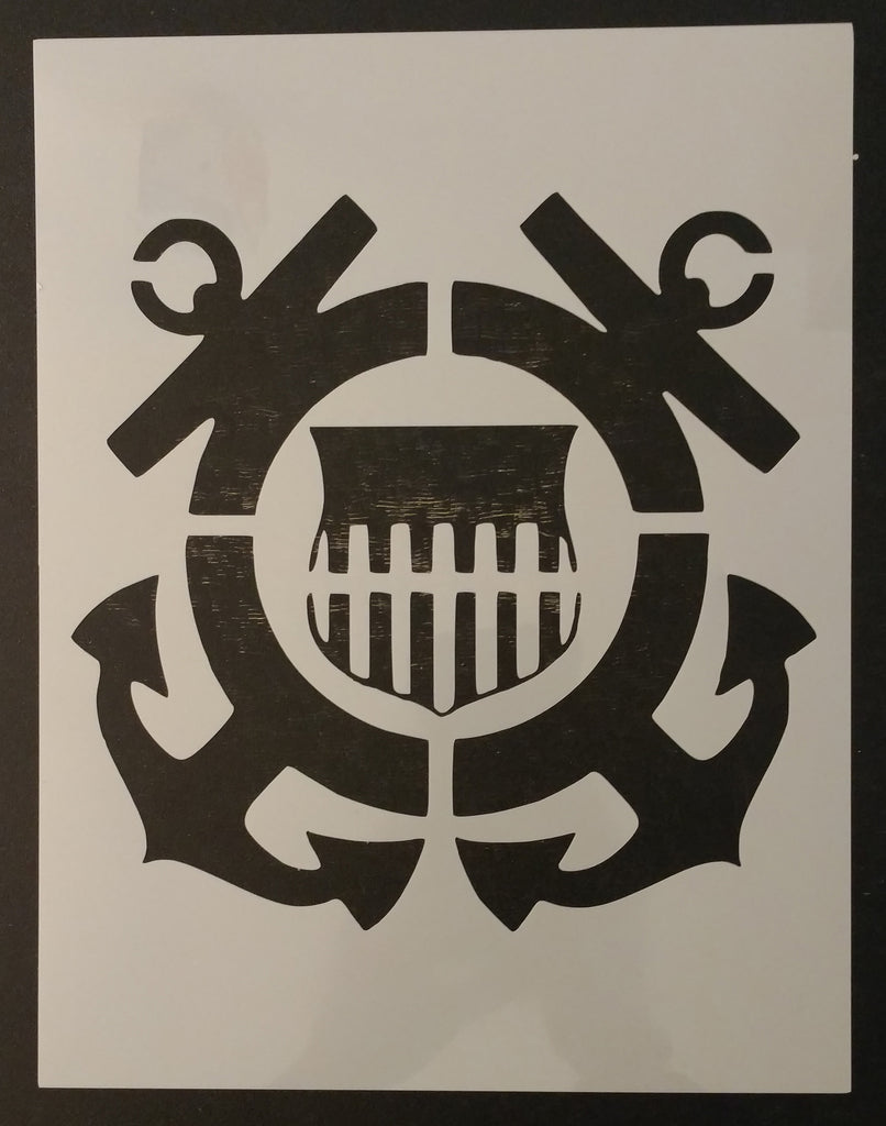 US Coast Guard - Stencil