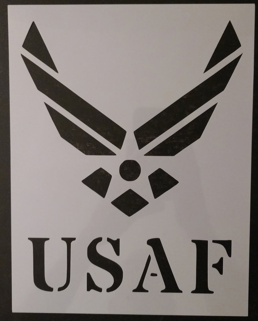 USAF United States Air Force - Stencil
