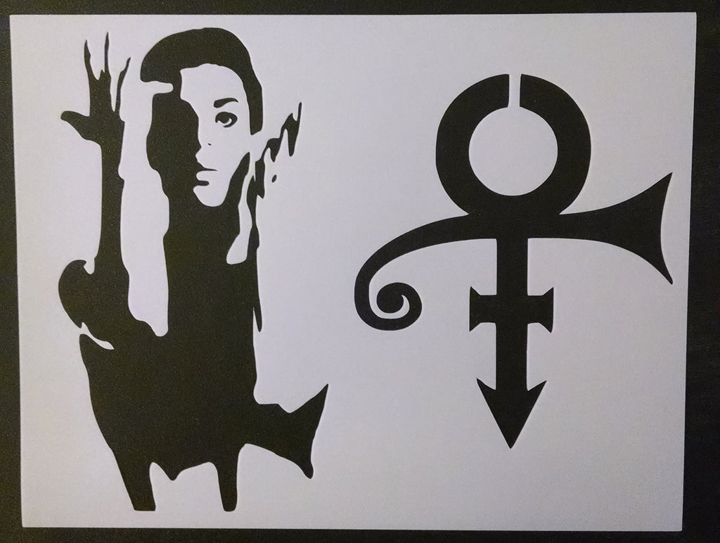 Prince: The Artist Formerly Known As - Stencil