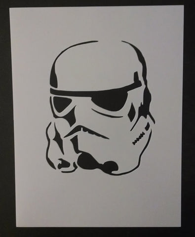 Star Wars Stormtrooper - Stencil
