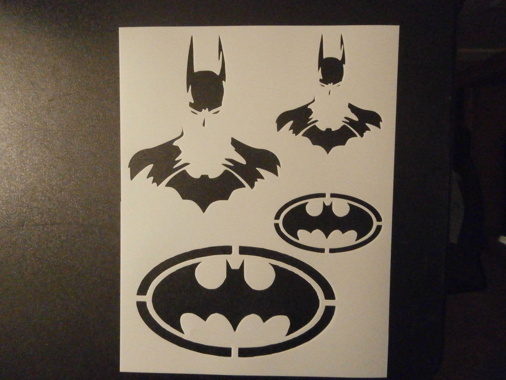 Batman Dark Knight - Stencil