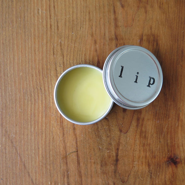 Winter Mint Lip Balm Tin