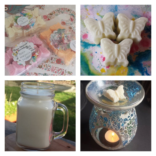 Deliciously Fragranced Candles & Melts
